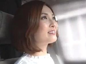 アラフォー美魔女な人妻ナンパ!自宅で中出し不倫ハメ撮り!!