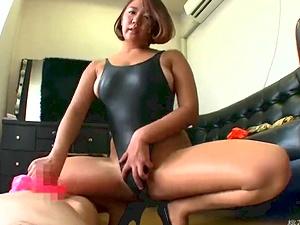 ムチムチぽっちゃり爆乳爆尻な痴女ギャルとM男の劇的エロ性交!!