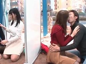 いきなりSEX企画!撮影現場に来たAV女優たちに「即ハメ」ドッキリ中出し!!!