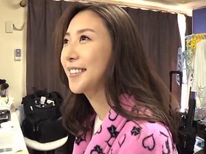 松下紗栄子が一ヵ月禁欲生活に挑戦!解放された時の美巨乳巨尻パイパン美人の反応は・・・!!!