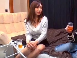 熟女ナンパ!42歳アラフォー四十路で長身ムチムチ美巨乳な人妻ナンパして不倫SEXを隠し撮り!