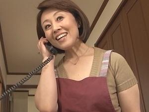嫁の母は48歳で巨乳!五十路近い嫁母に欲情した婿が夜這い母子相姦!!柳田和美