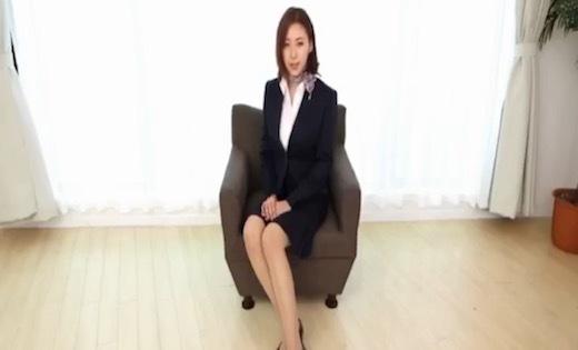 松下紗栄子 元大手航空会社勤務キャビンアテンダント 本職、マナー講師松下紗栄子AVデビュー
