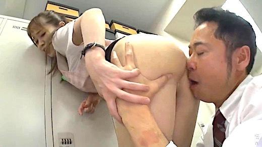 篠田ゆう 無意識に男の視線を集めてしまう魔性のデカ尻