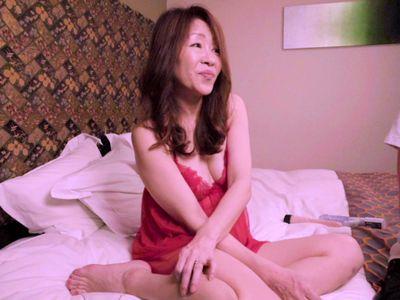 【熟女ナンパ】『足りない♡もっと欲しい♡』性に貪欲な肉食おばちゃんがお尻の穴で絶頂アクメするアナル中出しセックス
