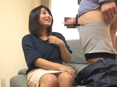【センズリ鑑賞】『旦那より大きい…』Hカップの爆乳美女奥様に媚薬を飲ませ巨根見せつけたら理性崩壊の不倫SEXで種付け洗脳