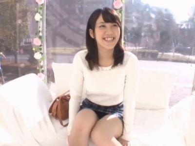 【MM号】清楚な美少女JDをモデル撮影と騙してエッチなポーズをさせいきなりデカチン即ハメ!爆乳おっぱいにぶっかけ射精!