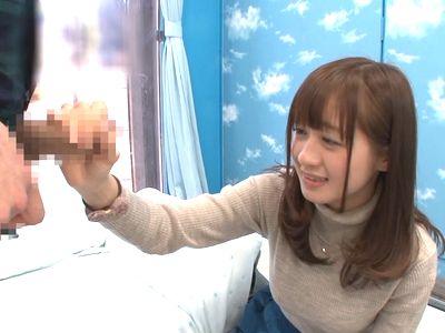 【MM号】美乳おっぱいの美少女保育士が童貞くんの早漏改善のお手伝いをするも、エロ過ぎる身体とテクで連続射精させちゃう!