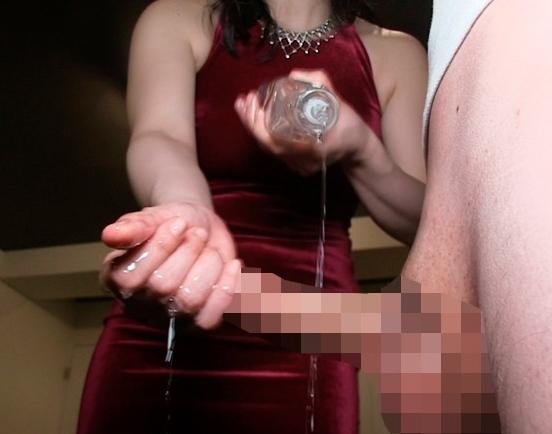 ドスケベマダムのフワムチな極上太腿で肉棒を扱く太腿コキの脚フェチDVD画像4