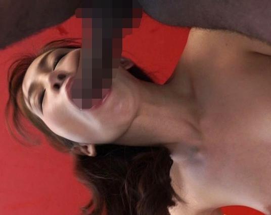 上品な熟女が黒人のデカマラを網タイツ足コキでいやらしく扱くの脚フェチDVD画像1