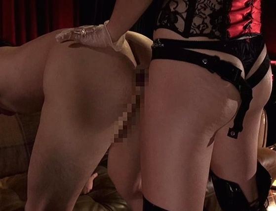 ドエスな女王様のロングブーツと生足コキで責められるの脚フェチDVD画像6