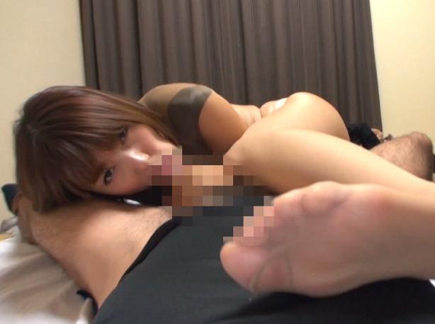 パンスト美女を拘束し爪先や蒸れた足裏を堪能する足フェチ動画の脚フェチDVD画像2