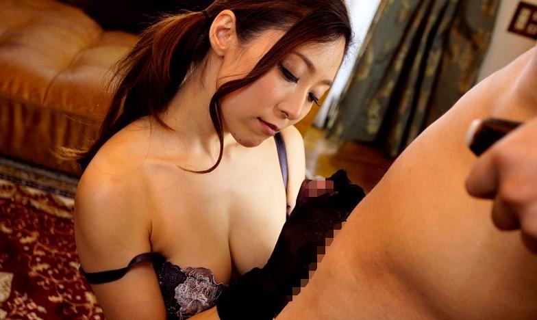 ドM一家の嫁 白木優子の脚フェチDVD画像4