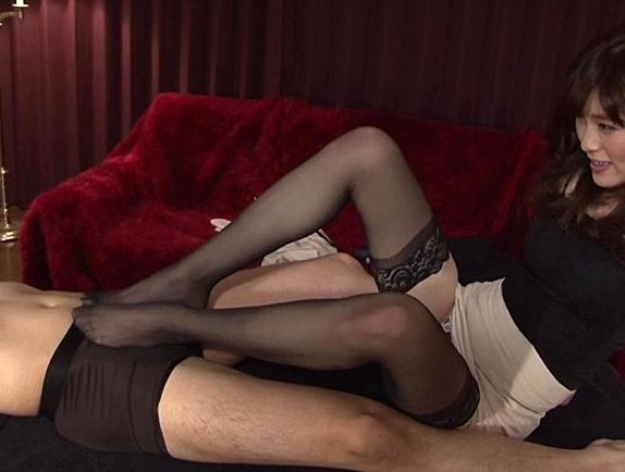 M男専門のセラピストがアナルフィストや足コキで男潮を噴かすの脚フェチDVD画像5
