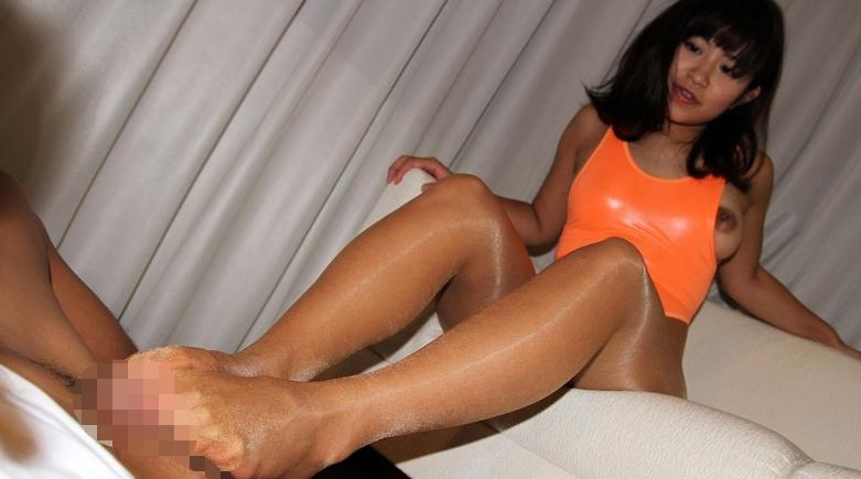 綺麗なお姉さんと卑猥なパンスト脚フェチプレイでザーメンタンク空っぽ!の脚フェチDVD画像5