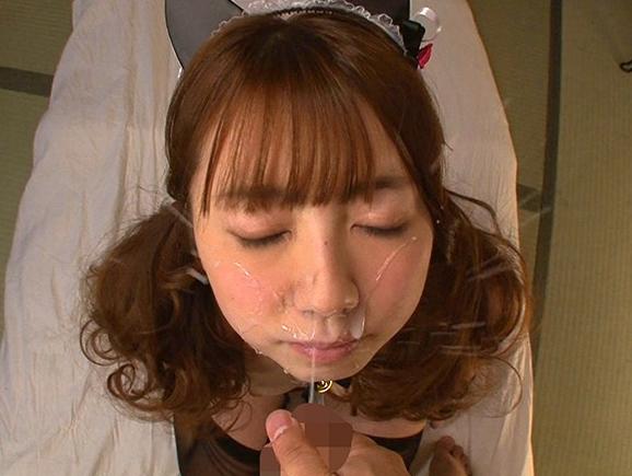 ケモ耳美少女がご主人様に生足やガーターストッキングで足コキの脚フェチDVD画像4