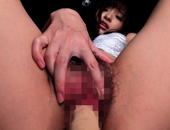 「もっと奥まで見たいの?くぱぁ…」変態美少女の生足コキの脚フェチDVD画像4