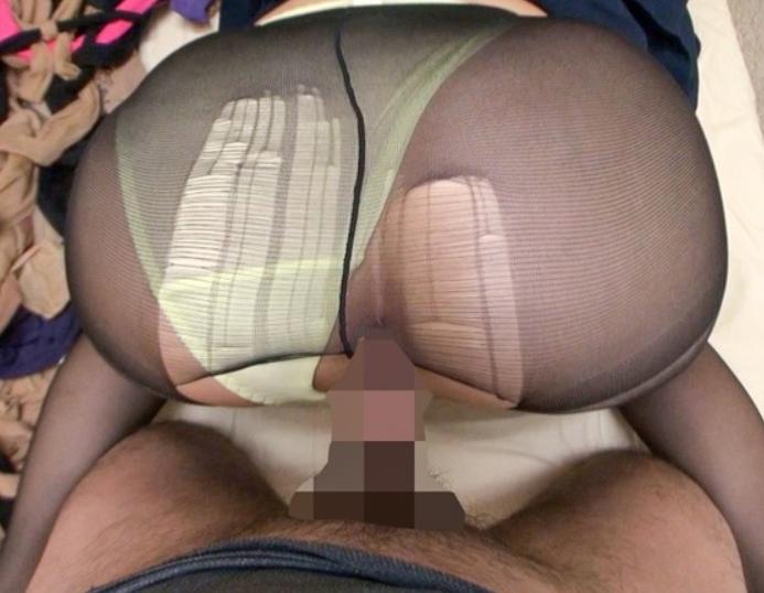 S級美少女JKのパンスト足コキや着衣SEXで大量ぶっかけ足射の脚フェチDVD画像5