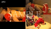 XmasSPECIAL-Santa Reindeer for Lovely holy Night-Moving-Photo-sample (2)