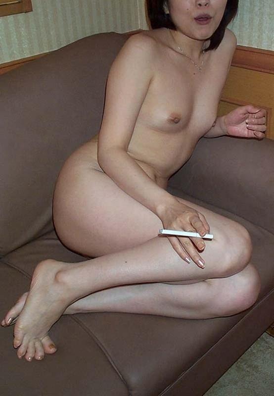 SEX後たばこ一服17