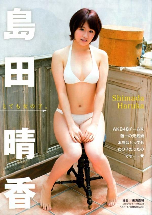 島田晴香26