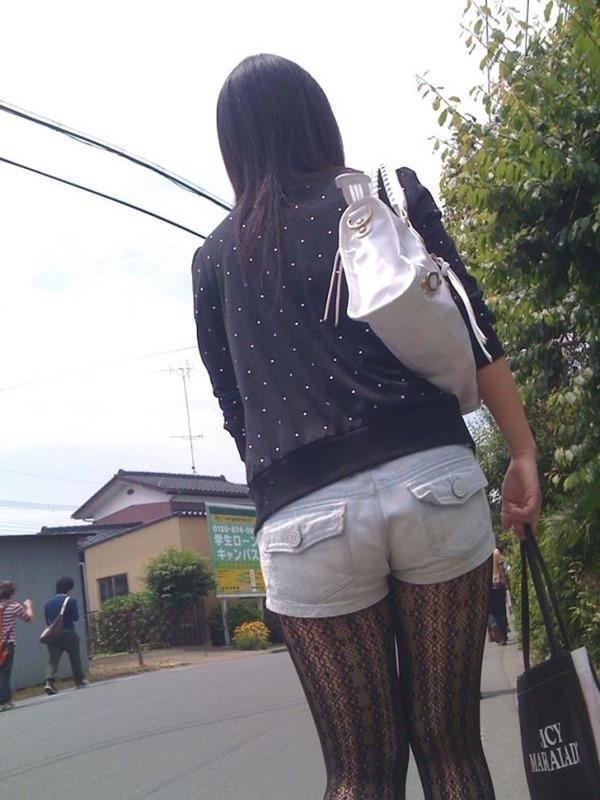 パンツ透け9