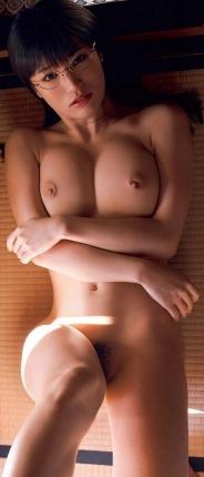 (高橋しょう子(Gカップ美巨乳)陥没チクビ出し裸ヘアぬーど)写真27枚