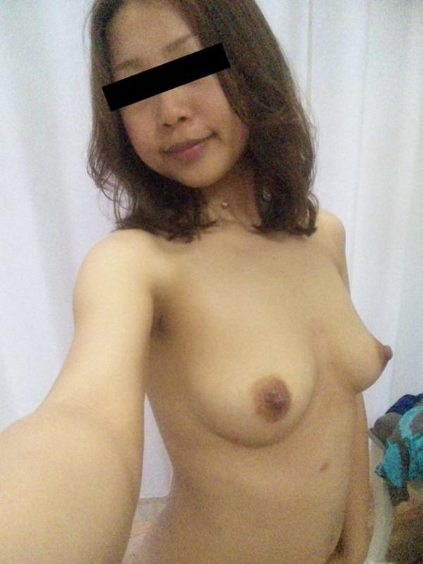 熟女自画撮り19