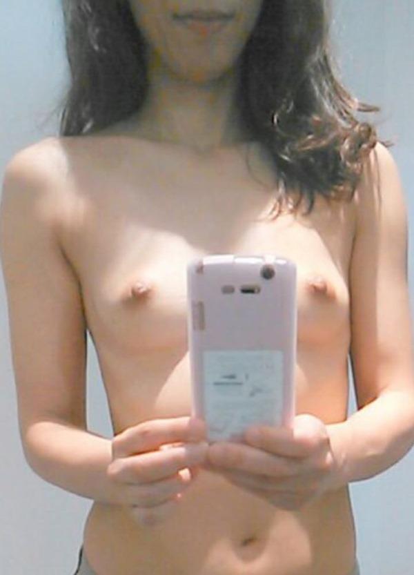 熟女自画撮り9