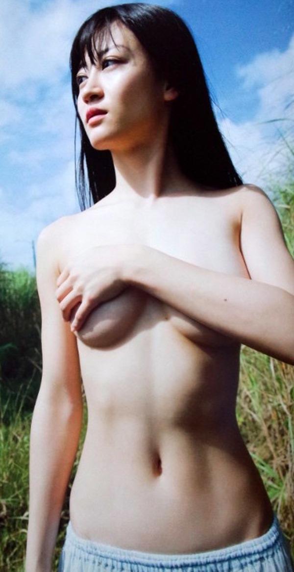 手ブラ上西恵 29