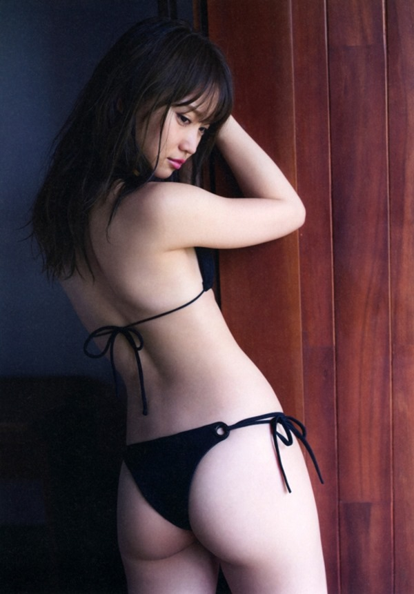 永尾まりやケツ13