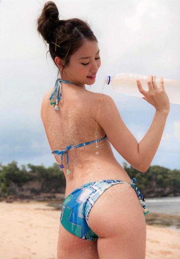 永尾まりやケツ3