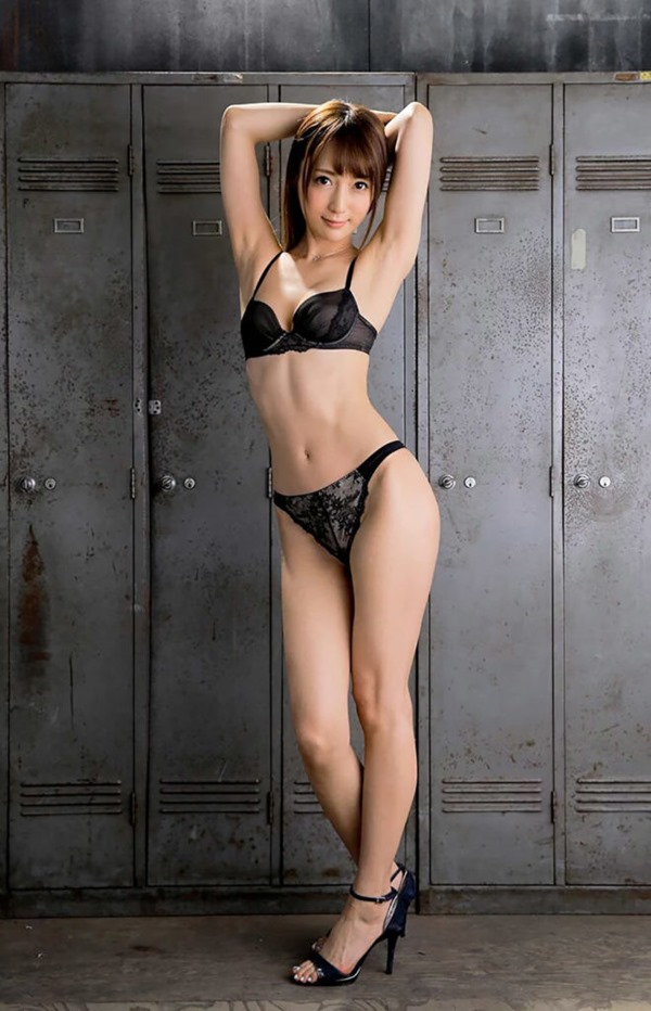 スレンダー美女5
