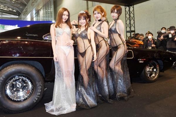 東京オートサロン20173