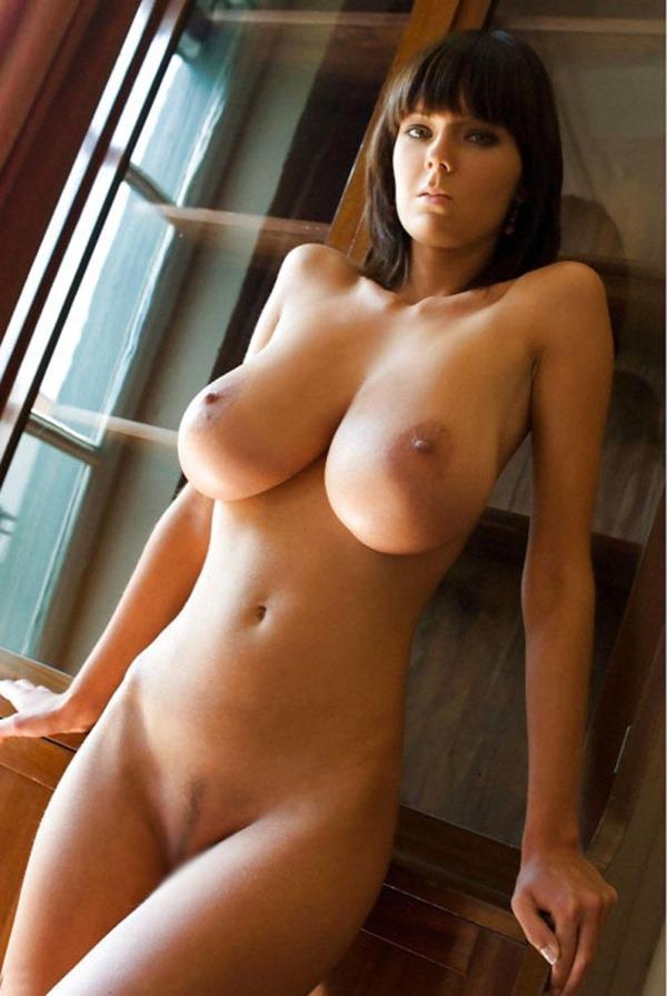 クビレ巨乳外人美女20