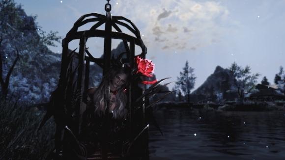 skyrim enb699(Bloodborne v2 Night Eye)