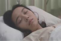 病院にいる菊子