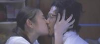 いきなり野田にキスする富美子