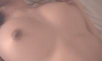 揺れる空美子の乳房