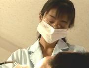 治療している歯科医・谷口梨沙