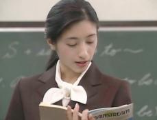 授業している鎌田先生
