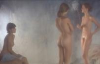 全裸の少女たち