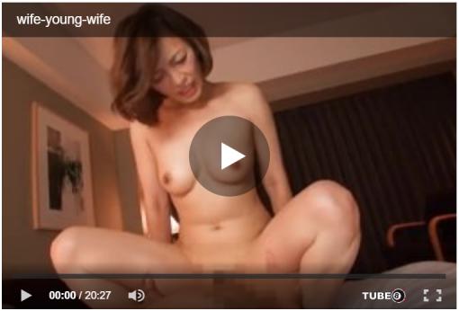 【舞ワイフ】42歳清楚なスレンダー美人妻!モデルのような綺麗な体の伊藤由貴さんが浮気SEX!