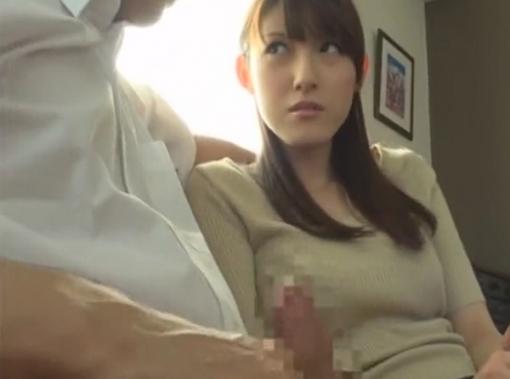 【近親相姦】清楚な美人ママの子宮を知った息子が幾度と求める!受け入れていく人妻!飯岡かなこ