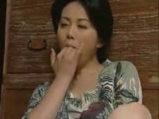 《浅井舞香》「あ~オマンコしたい~」妄想しての自慰行為を義父に見られてレ●プされる熟女妻。