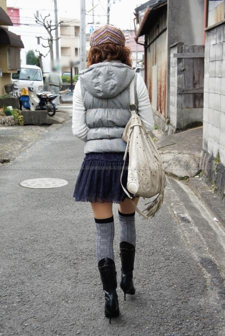 ■ ■素人着衣モデル#013 かずこ(28歳)vol.2 (Photo & MP4Movie)