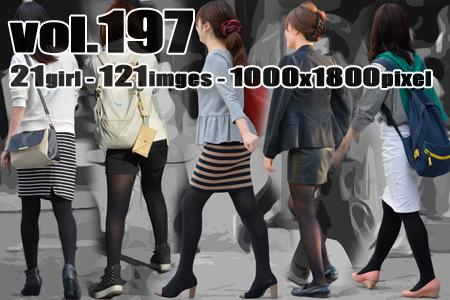vol197-魅力的な黒タイツの質感