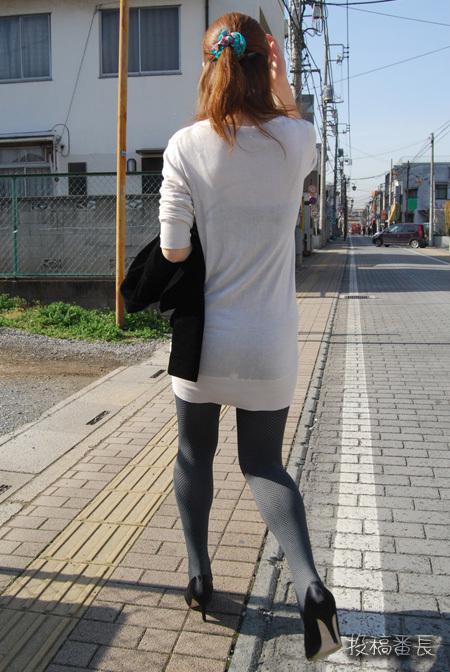 ■素人着衣モデル#002 まい(20歳)vol.2 【Photo&MP4Movie】再編集スロー再生収録
