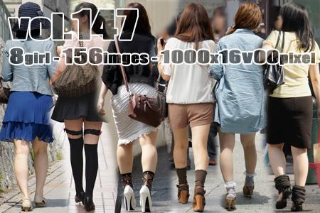 ■vol147-美脚が際立つオシャレで魅力的な女性達
