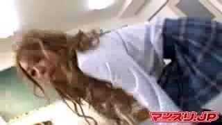 泉麻那いずみまな 女子高生ギャル泉麻那のディルドオナニーエロ動画